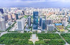 西安國壽金融中心寫字樓出租
